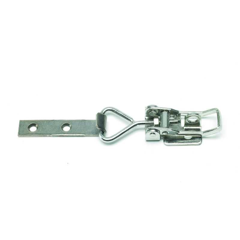 Padlock Latch Adjustable Steel And Stainless Steel Toggle